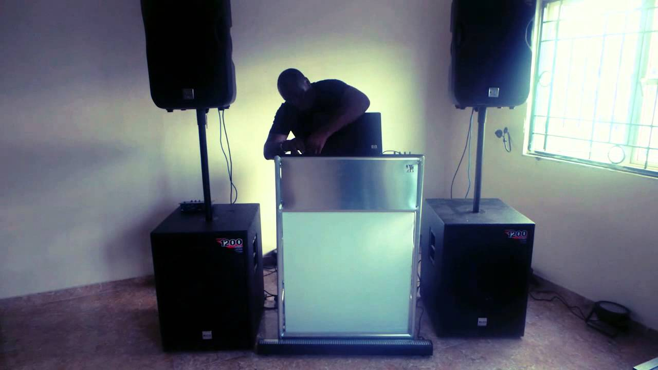 Mobile Party Rig with Dj Weymo in Lagos