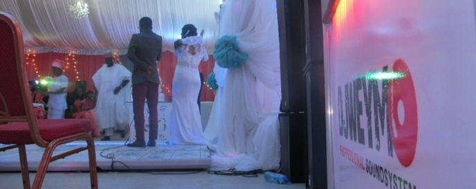 Mobile Djs For Weddings Events And Parties In Lagos Nigeria