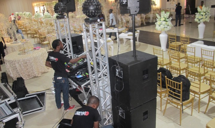 Why choose us as your wedding DJs in Lagos…