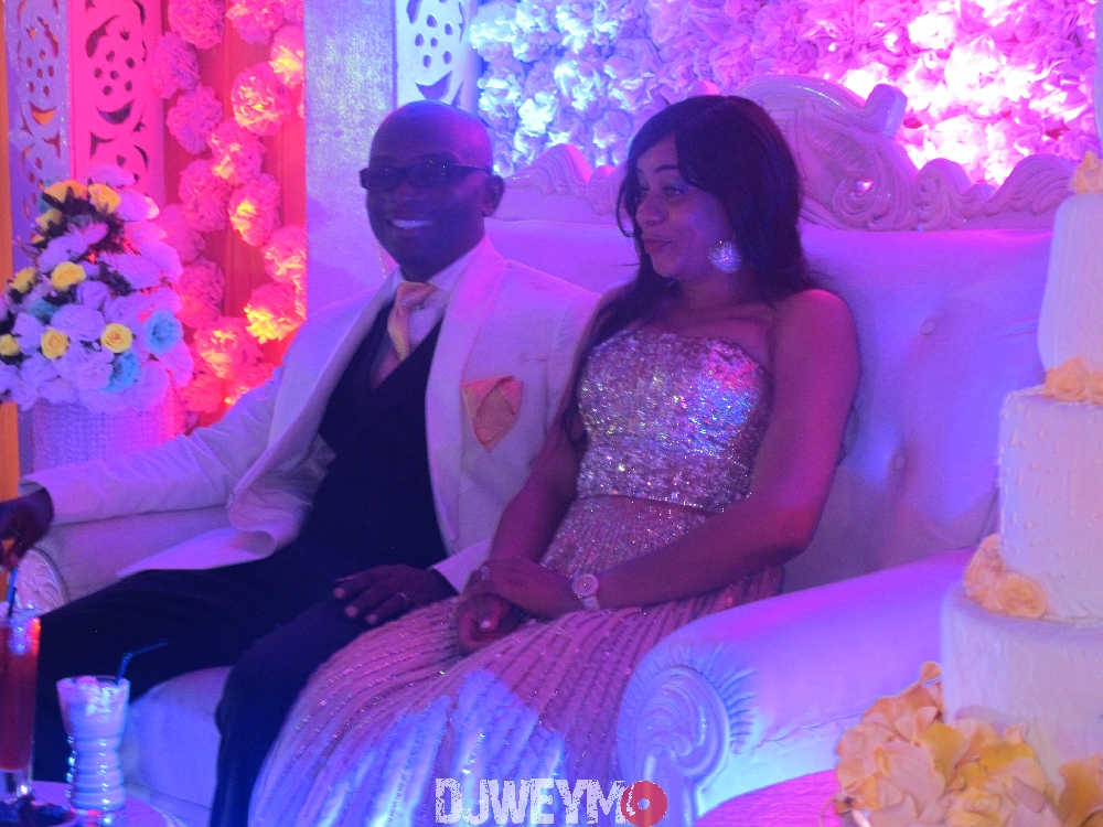 Michael Oziegbe's Wedding