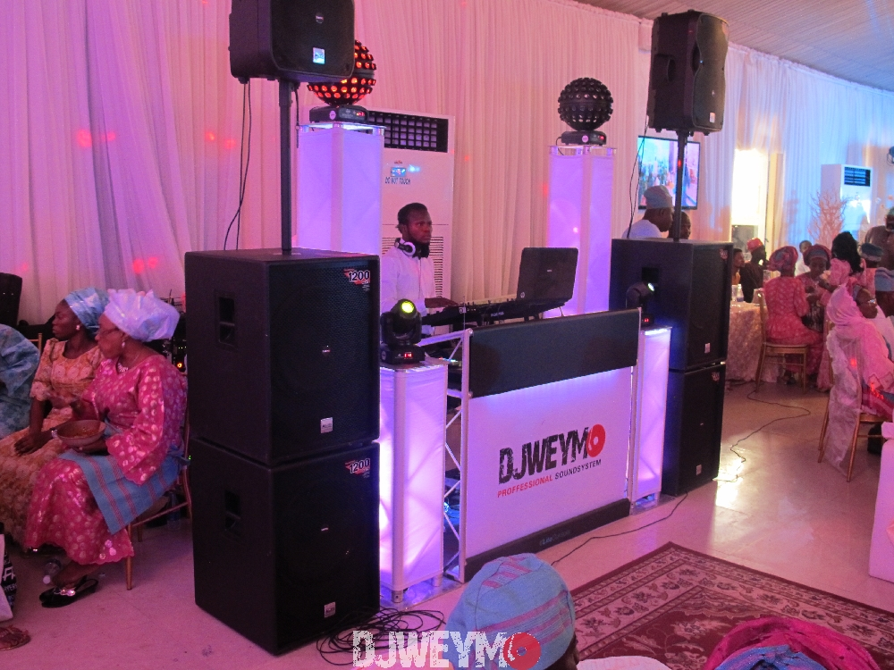 How Much Should My Wedding DJ Cost In Lagos Djweymo