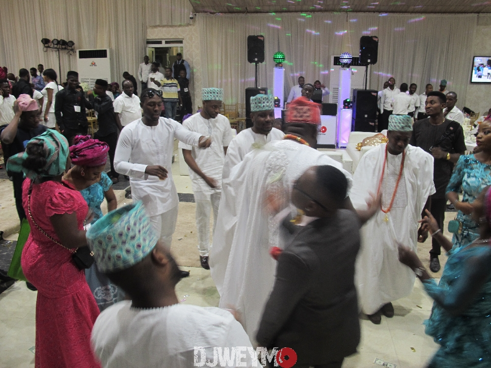 Wedding after party in Lagos mix.