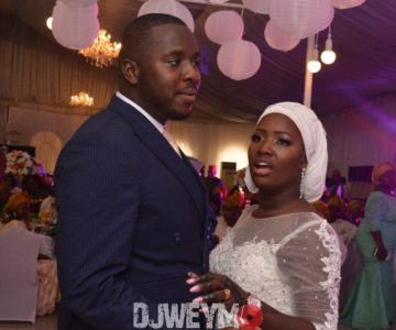 Aisha and Damilola's Wedding
