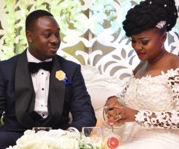 Nkiruka and Colin's Wedding
