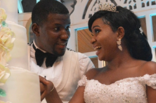 Bisola and Lolu's Wedding Reception