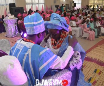 Deola and Eugene Traditional Marriage