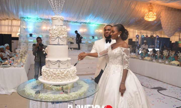 Eniola and Ikenna Wedding Reception
