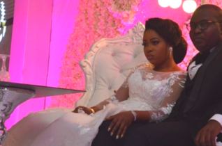 Oluwayemisi and Oladipo Wedding Reception.